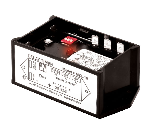 MZL-10 Ignition Sensing Delay Timer